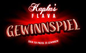 Kapka's Flava Gewinnspiel